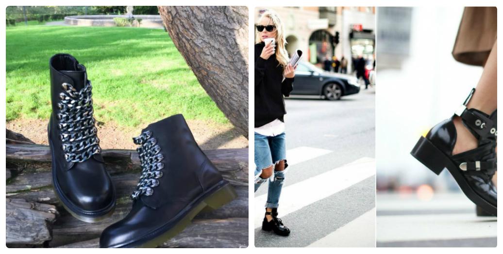 Тенденции обуви