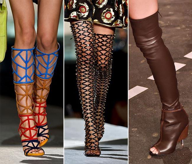 Тенденции обуви 2015