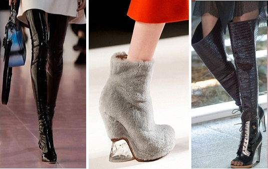 Актуальная обувь осень-зима 2015/2016