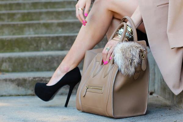 Легендарные женщины и их сумки