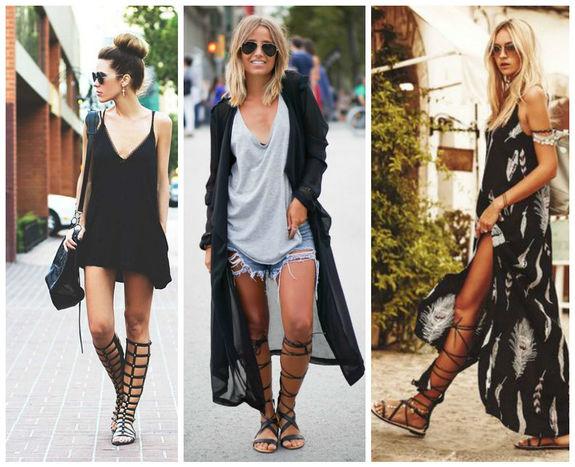 Обзор модной обуви лето 2016
