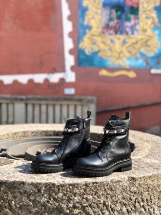 Ботинки на шнуровке Nila&nila