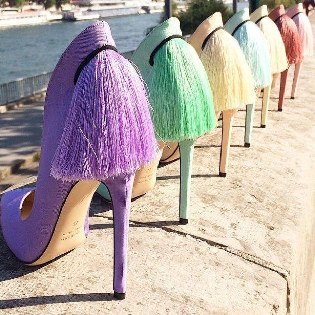 Магазин женской обуви из Италии
