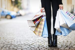 Поход за покупками онлайн веселее чем в оффе